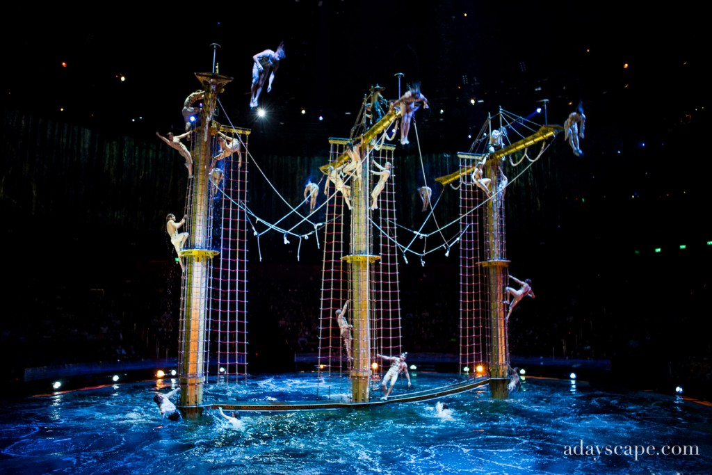 The House of Dancing Water 01