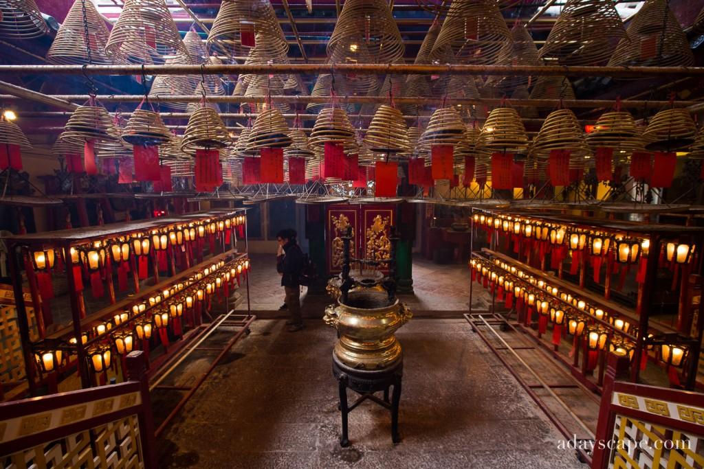 Man Mo Temple 01