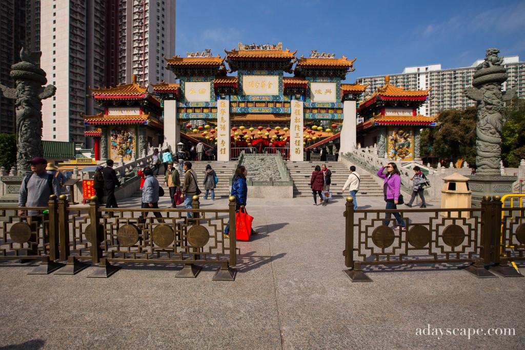 Wong Tai Sin Temple 03