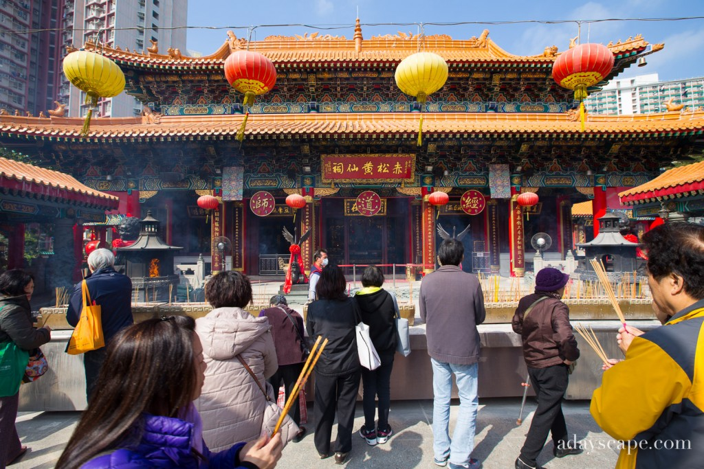 Wong Tai Sin Temple 04
