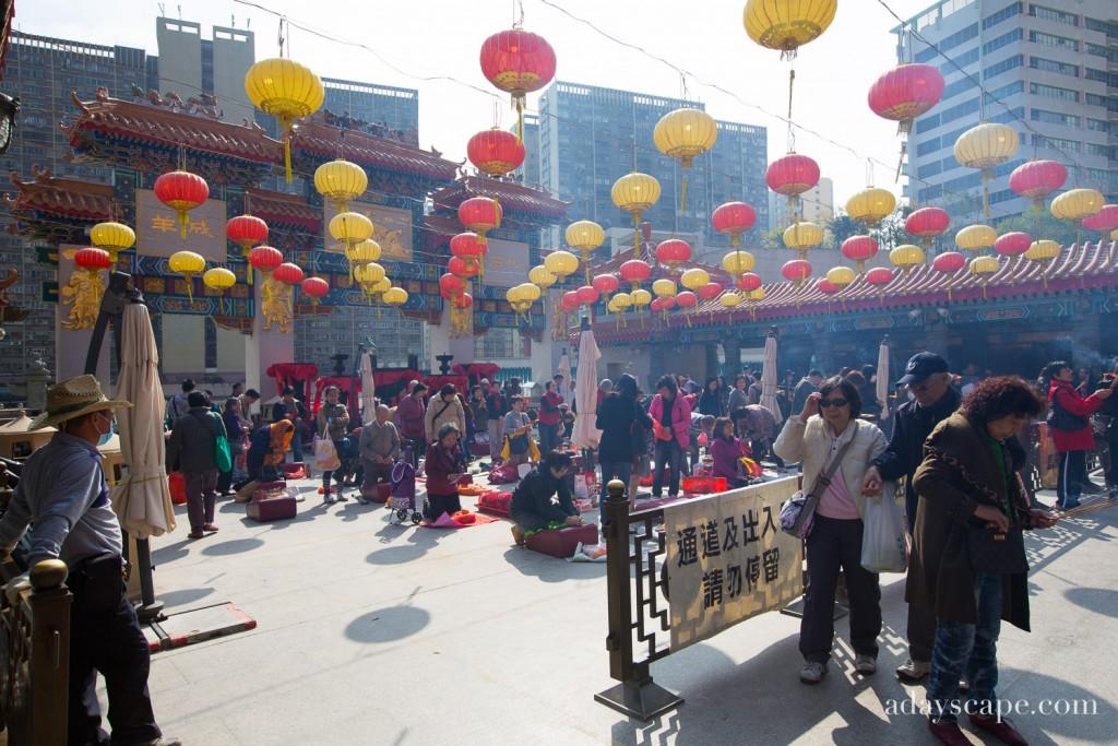 Wong Tai Sin Temple 05