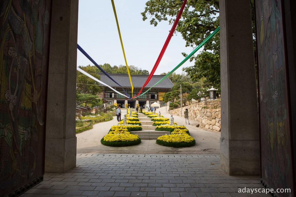 Bongeunsa Temple 02