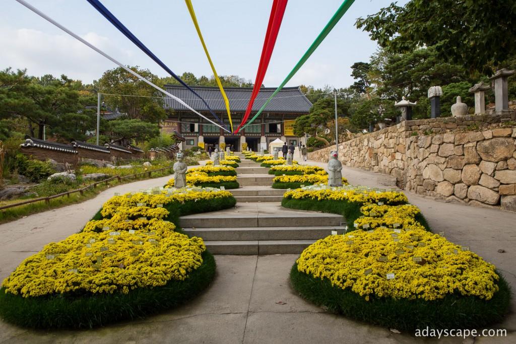 Bongeunsa Temple 03