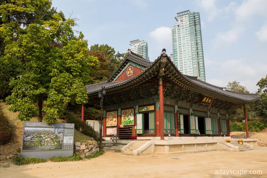 Bongeunsa Temple 05