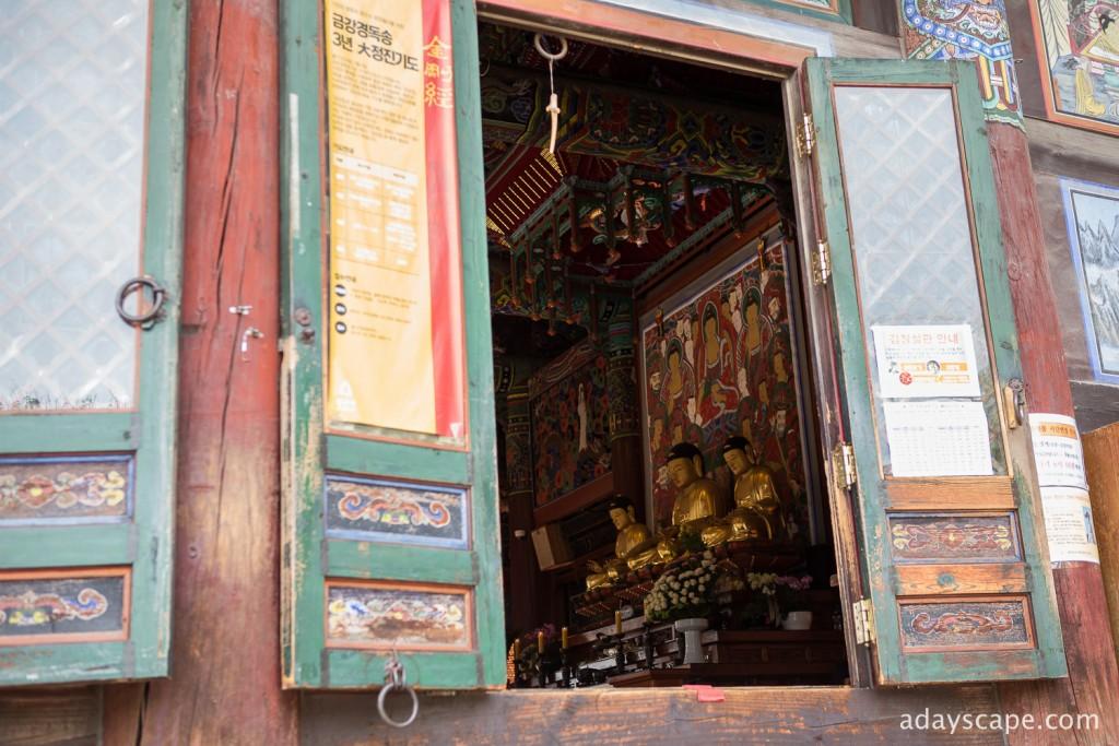 Bongeunsa Temple 06