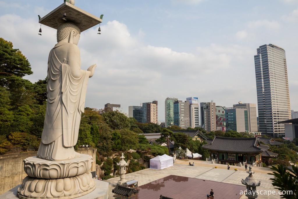 Bongeunsa Temple 11