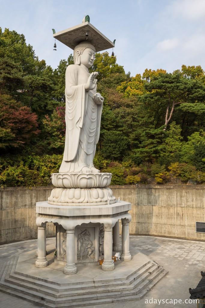 Bongeunsa Temple 10