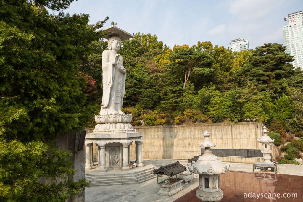 Bongeunsa Temple 09