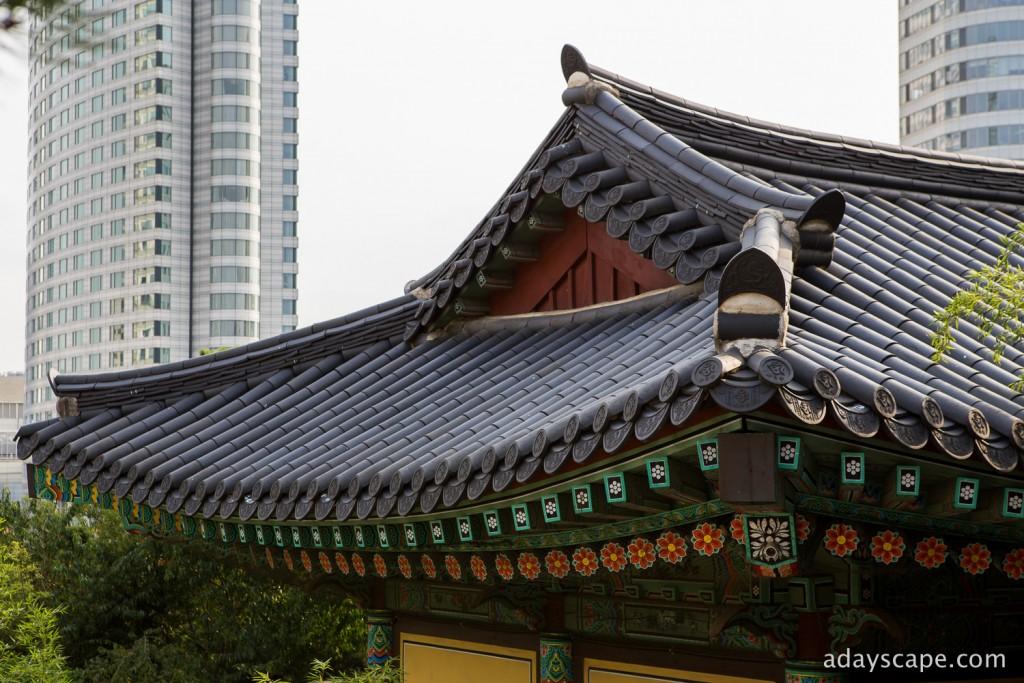 Bongeunsa Temple 07