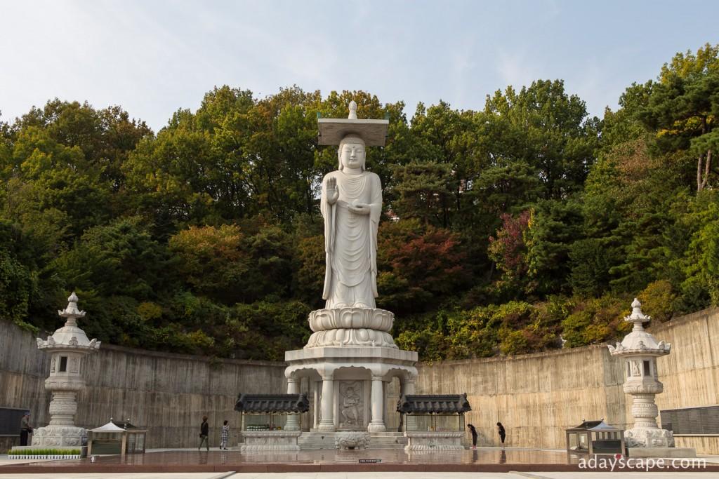 Bongeunsa Temple 08