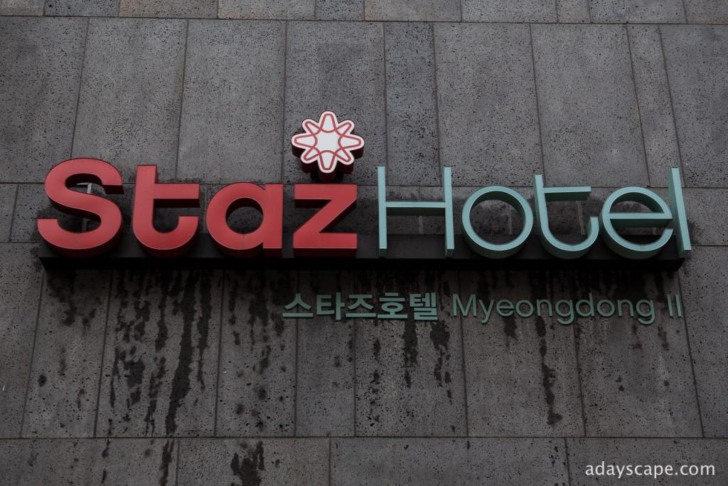 Staz Hotel Myeongdong 2 01