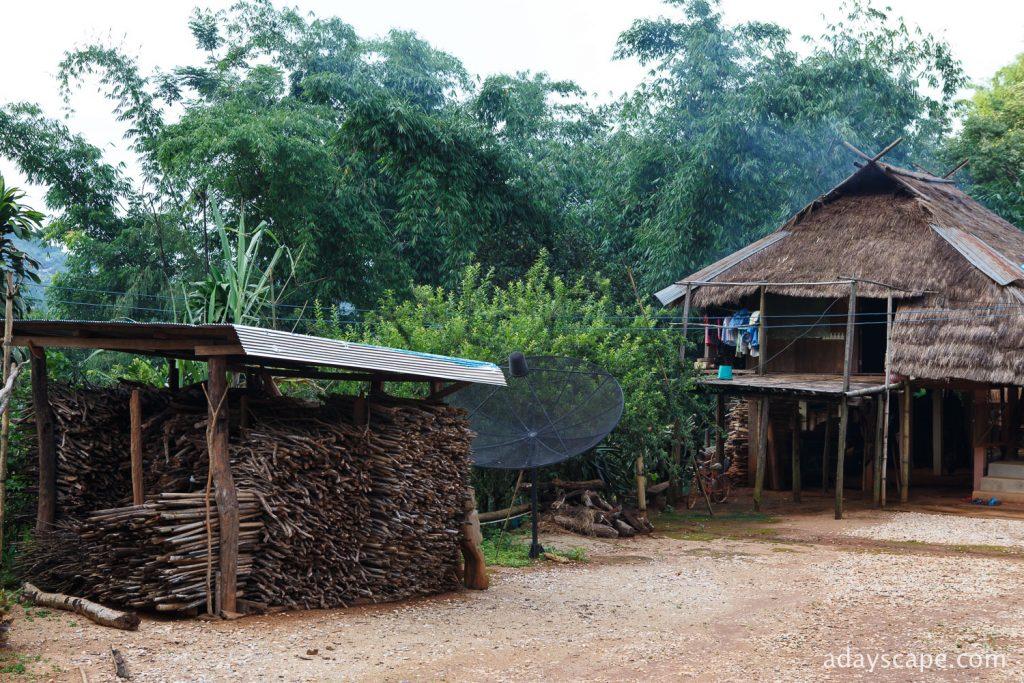 หมู่บ้านหล่อโย-3