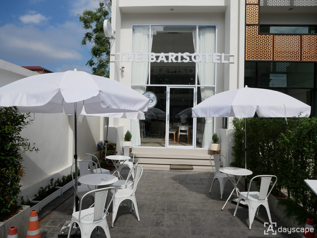 The Barisotel by The Baristro 2