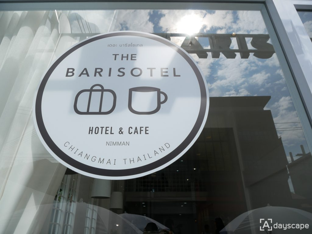 The Barisotel by The Baristro 1