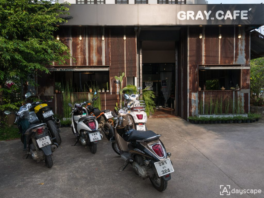 Gray 18 cafe ตรัง 1