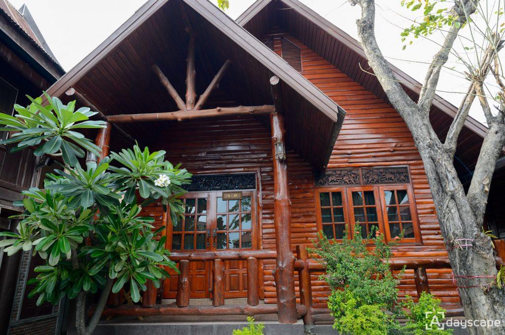 ที่พักสุโขทัย ใกล้อุทยานประวัติศาสตร์ : Old City Guest House 6