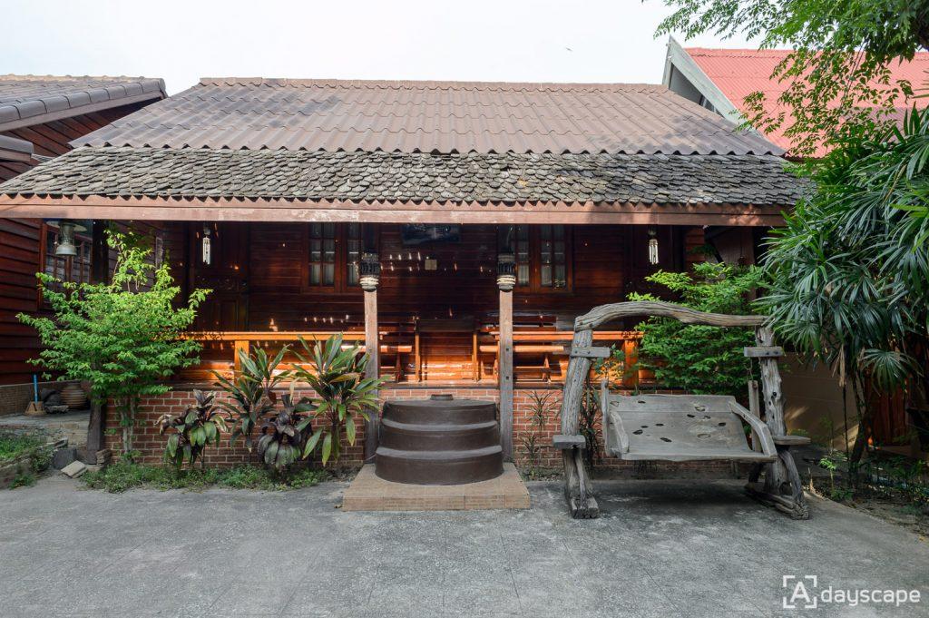 ที่พักสุโขทัย ใกล้อุทยานประวัติศาสตร์ : Old City Guest House 5