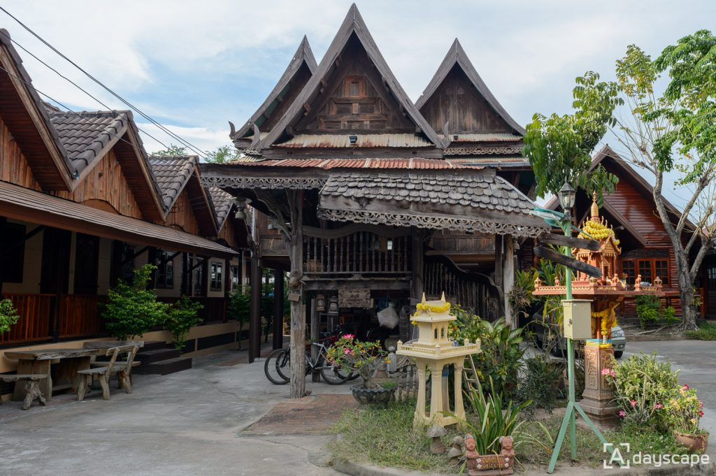 ที่พักสุโขทัย ใกล้อุทยานประวัติศาสตร์ : Old City Guest House 2