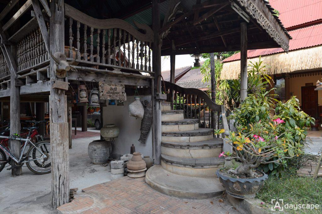 ที่พักสุโขทัย ใกล้อุทยานประวัติศาสตร์ : Old City Guest House 3