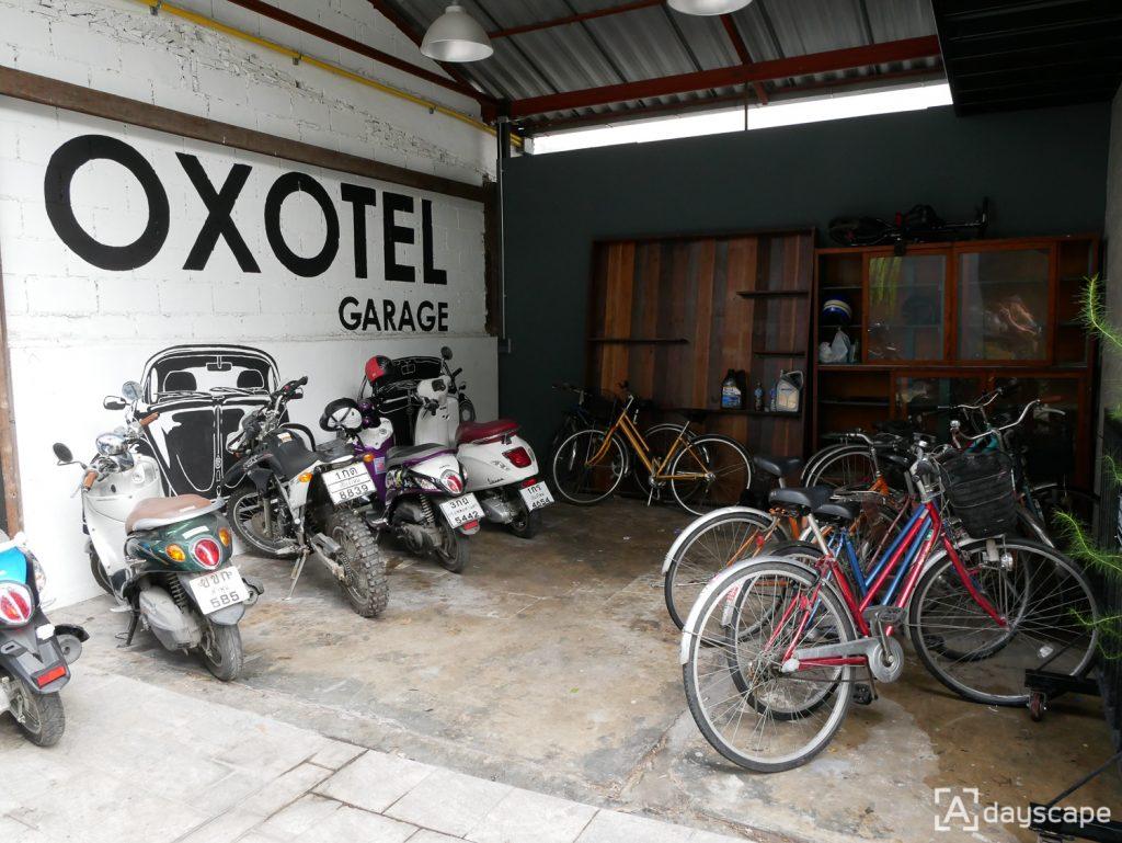 โฮสเทล เชียงใหม่ - Oxotel Hostel 3