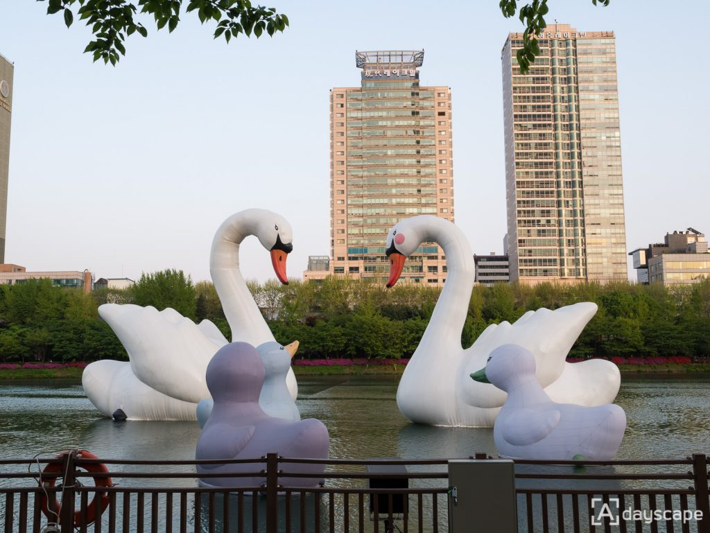 Sweet Swans Project 2