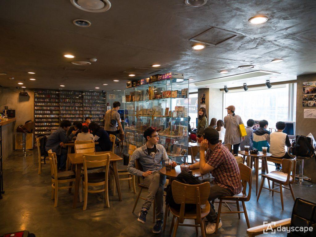 Retro Cafe Trader 2