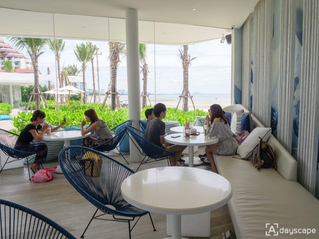 Skoop Beach Cafe 5 - คาเฟ่ หัวหิน