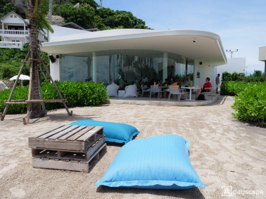 Skoop Beach Cafe 2 - คาเฟ่ หัวหิน