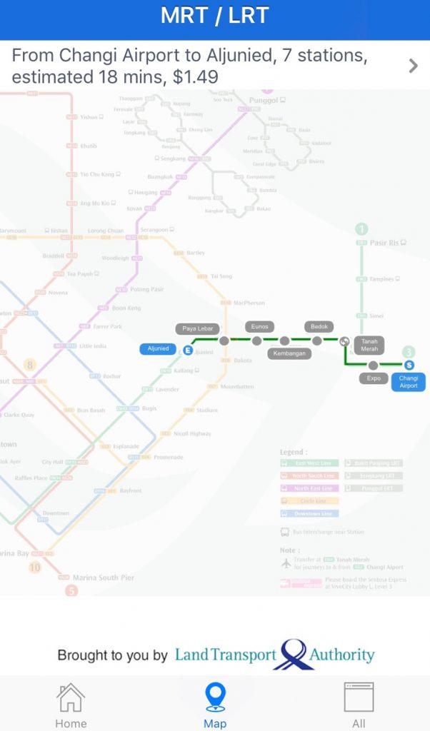 วางแผนเที่ยวสิงคโปร์ 9