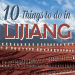 [VIDEO] ลี่เจียง | 10 Things to do in Lijiang , China | A dayscape