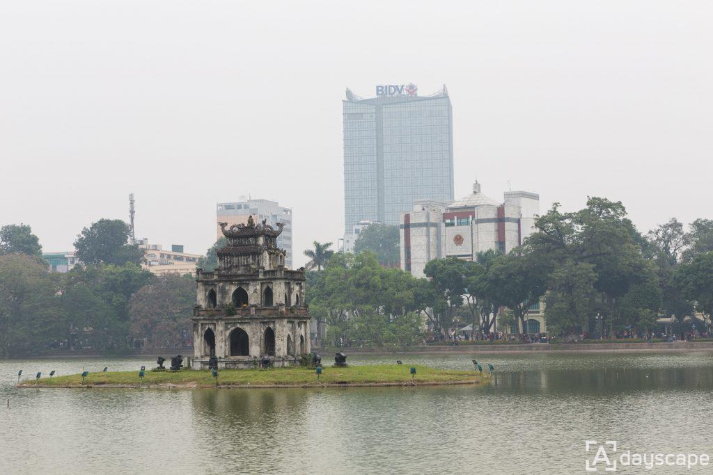 Hoan Kiem Lake 1