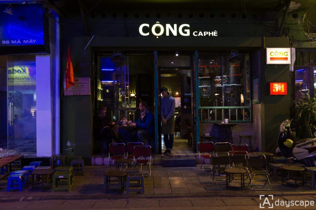 CONG CAPHE 1