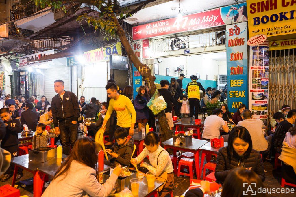 Street Food Hanoi 7