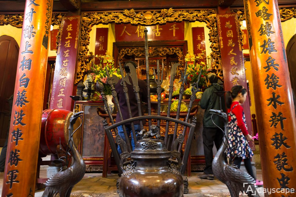 Ngoc Son Temple 4