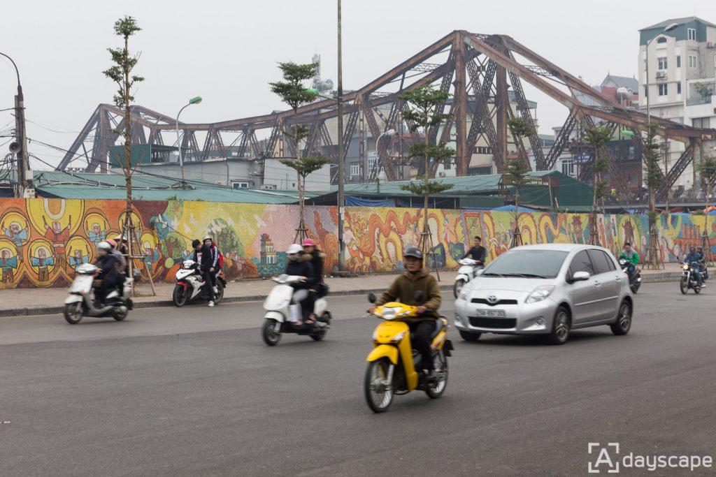 Hanoi Ceramic Mosaic Mural 1
