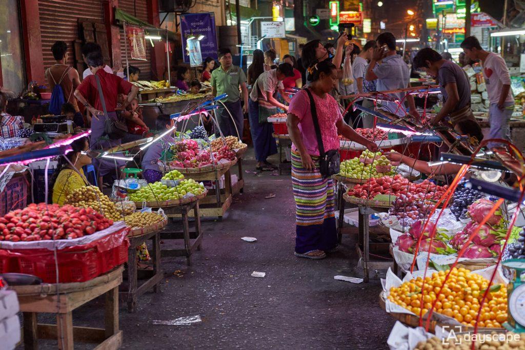 19th Street Yangon 2