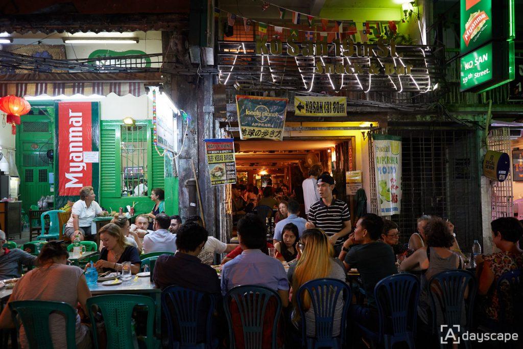 19th Street Yangon 6