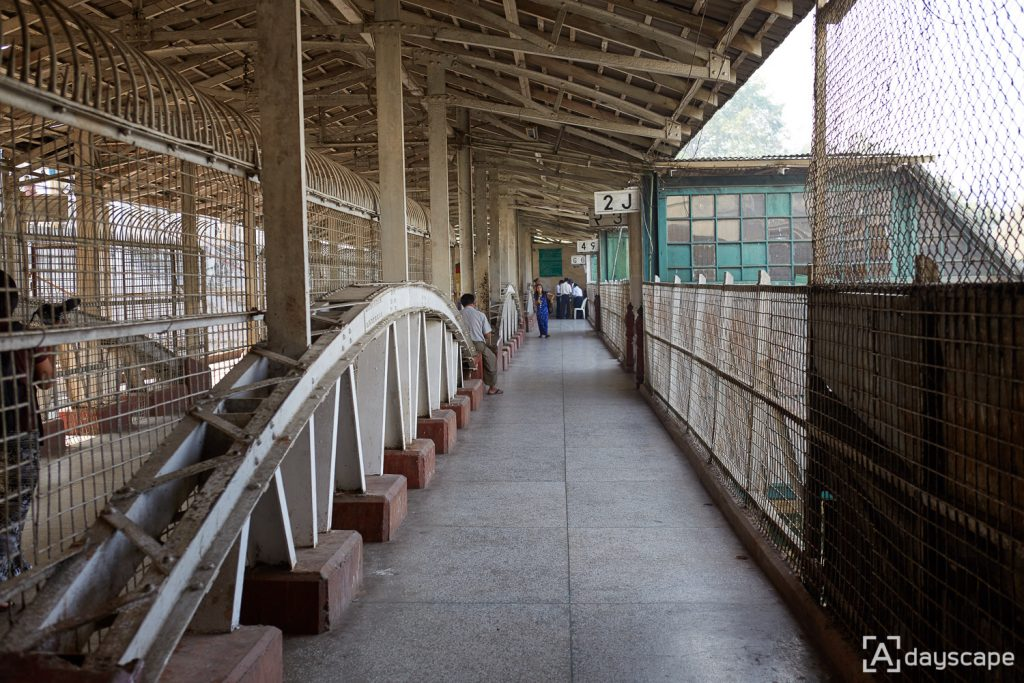 Yangon Circular Train 2