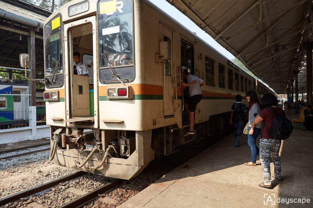 Yangon Circular Train 4