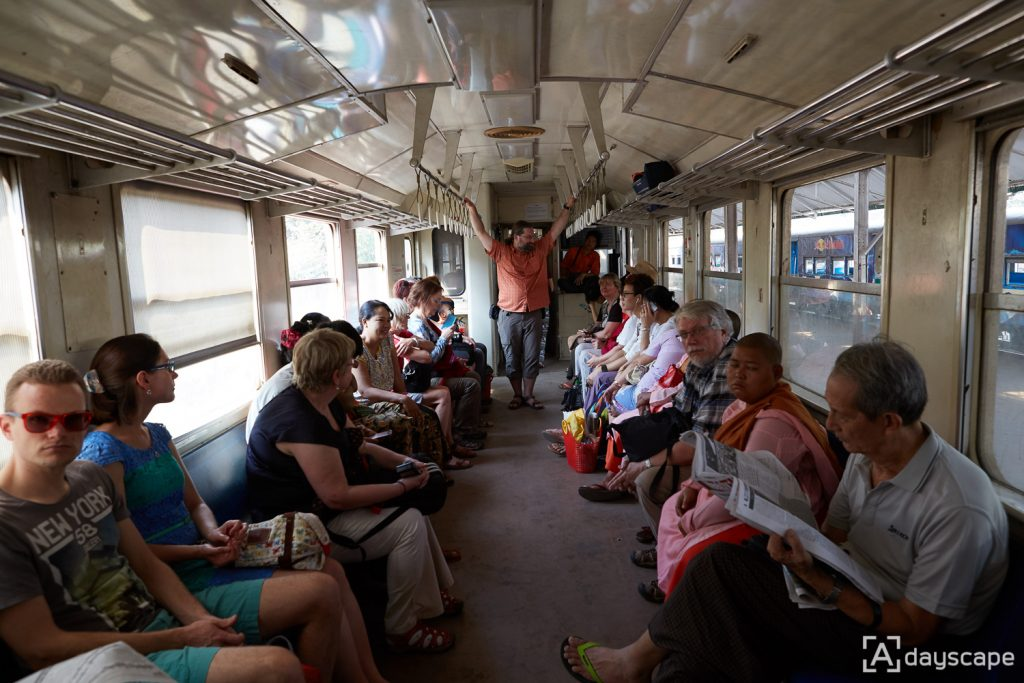 Yangon Circular Train 5