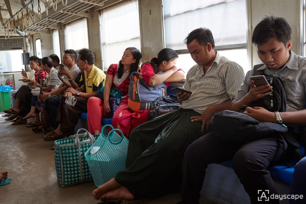 Yangon Circular Train 6