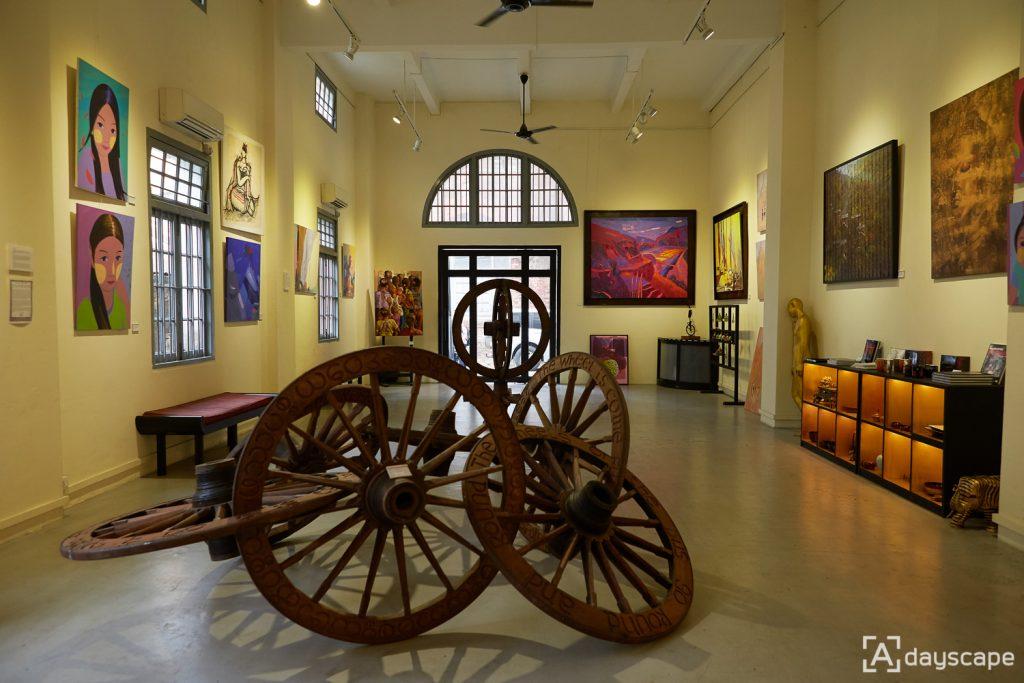 ย่างกุ้ง - River Gallery 2