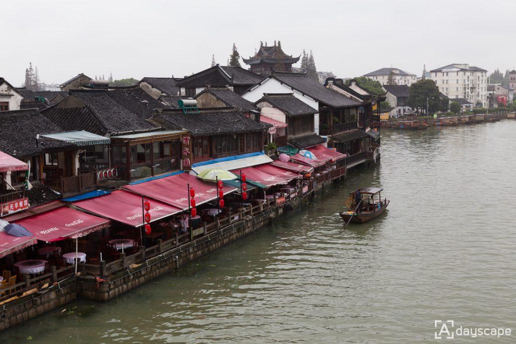 Zhujiajiao Ancient Town เที่ยวเซี่ยงไฮ้ 7