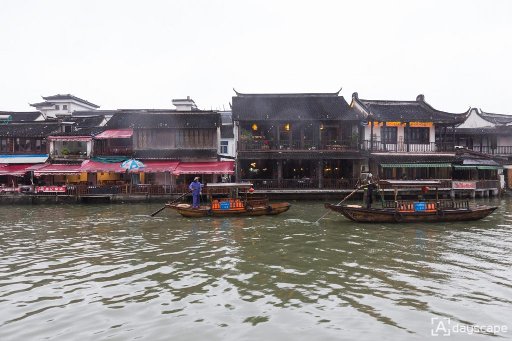 Zhujiajiao Ancient Town เที่ยวเซี่ยงไฮ้ 8