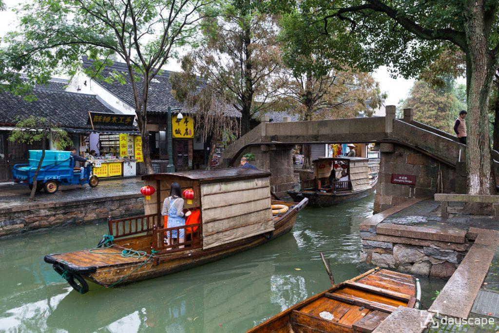 Zhujiajiao Ancient Town เที่ยวเซี่ยงไฮ้ 10