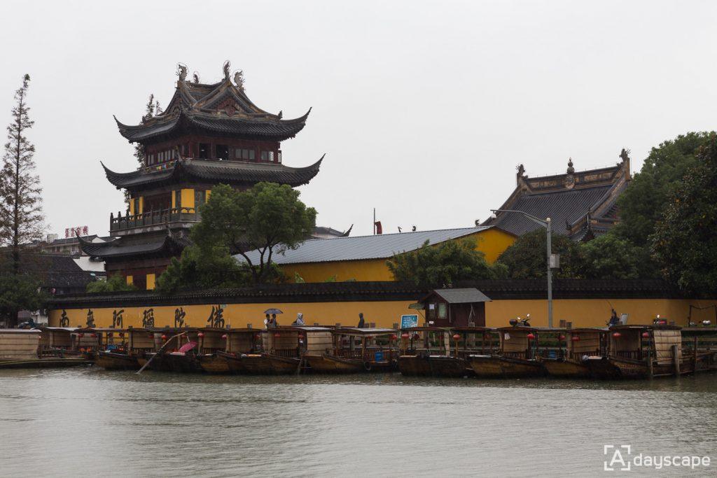 Zhujiajiao Ancient Town เที่ยวเซี่ยงไฮ้ 9
