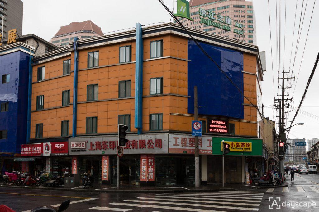 Jinguangs Shanghai Nanjing Road