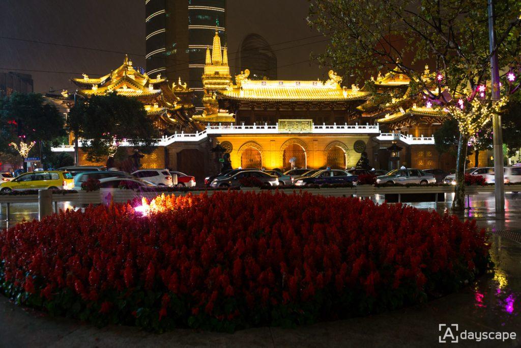 Jing'an Temple Shanghai 2