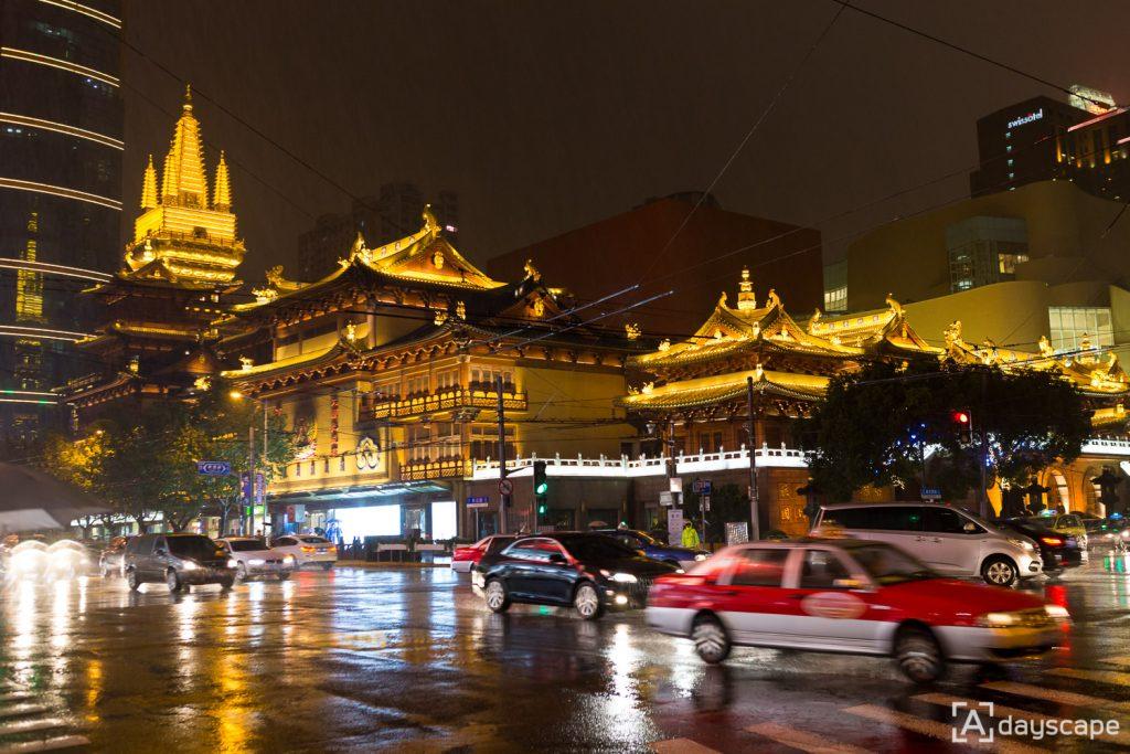 Jing'an Temple Shanghai 1