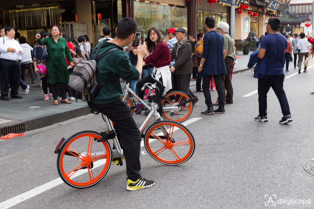 Yuyuan Market เซี่ยงไฮ้ 5